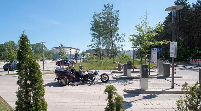 Angebot Parkplatz